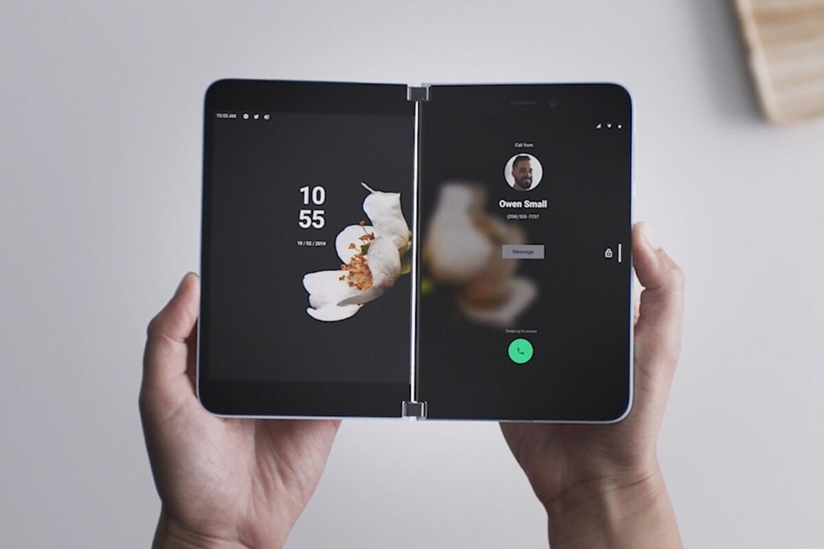 """Surface Duo và những """"năng lực"""" không một smartphone nào có thể làm được - 1"""
