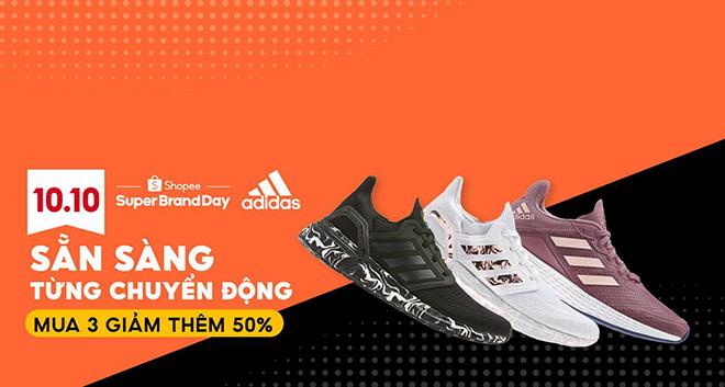 adidas tổ chức Ngày Siêu Thương Hiệu đầu tiên tại Đông Nam Á trong chuỗi sự kiện của Shopee - 1