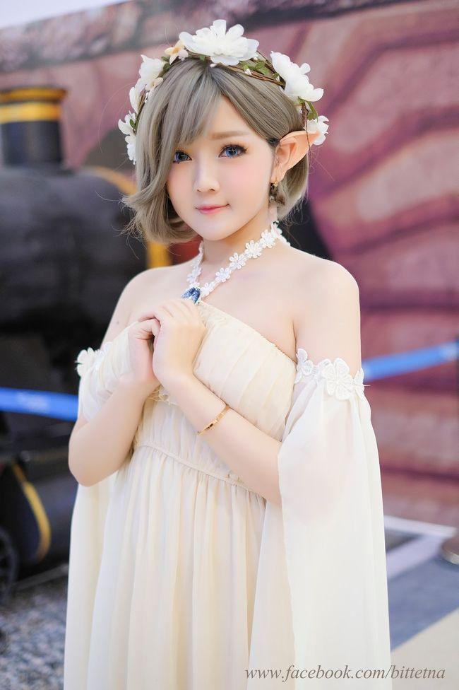 Trang Đỗ (tên thật Đỗ Huyền Trang, nickname Bít Tết), nữ game thủ xinh đẹp và nổi tiếng tại Việt Nam.