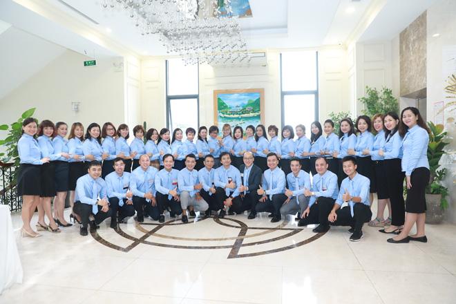 Bác sỹ Bùi Tuyết Mai - CEO Excellence Spa nhận chức chủ tịch BNI Amazing - 1