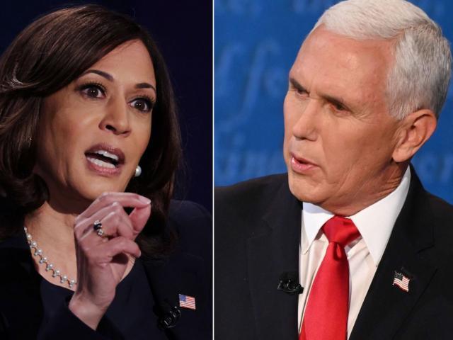 """Hai """"phó tướng"""" của ông Trump và Biden tranh luận: Ai chiến thắng?"""