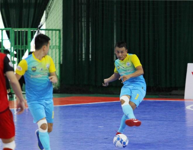 Rực lửa giải futsal VĐQG 2020: 5 đội tranh ngôi nhì bảng siêu kịch tính - 1
