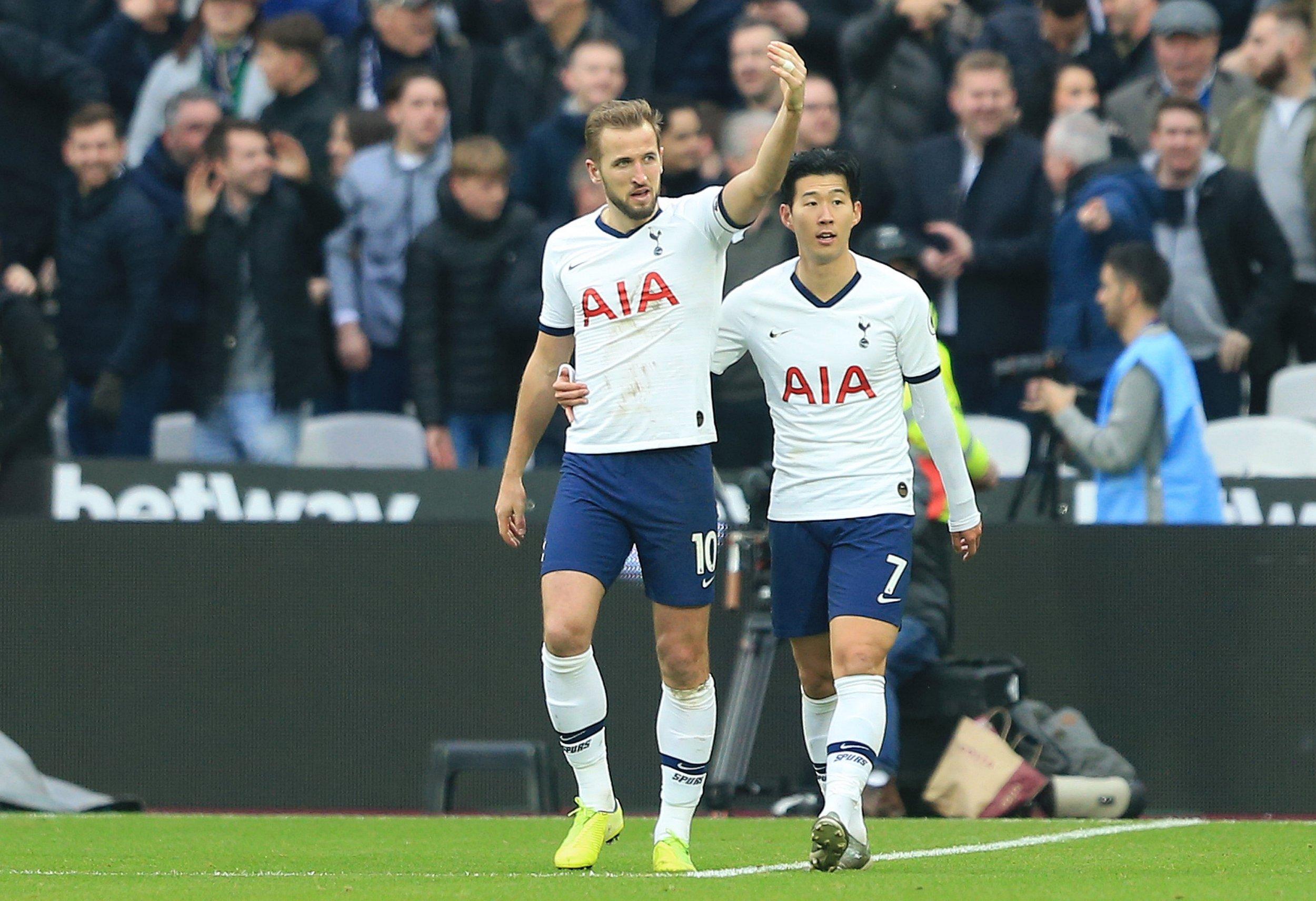 Harry Kane - Son Heung Min kết hợp hoàn hảo, Mourinho mơ vô địch Ngoại hạng Anh - 17
