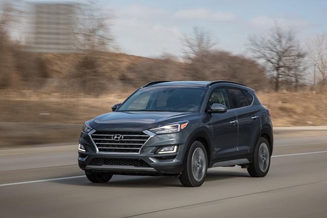 Giá xe Hyundai Tucson lăn bánh tháng 10/2020 - 1