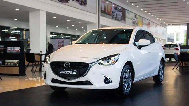 Mazda2 bản cao cấp nhất giảm giá còn dưới 500 triệu đồng - 1