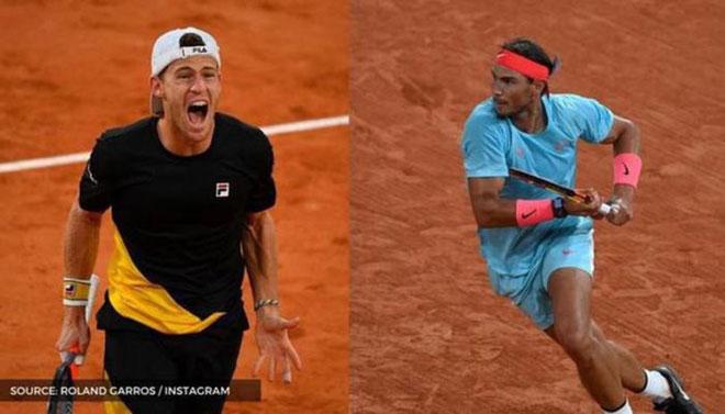 Đại chiến sân đất nện Nadal và Schwartzman: Người khổng lồ đấu tí hon - 2