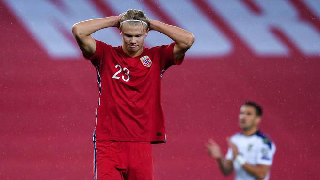 Tin HOT bóng đá trưa 9/10: Haaland chính thức ngồi nhà xem Euro - 1