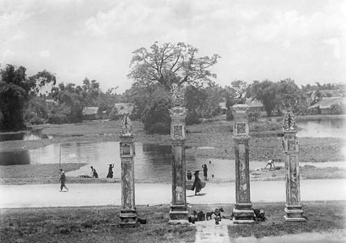 Vẻ khác lạ của Trường đại học đầu tiên ở Việt Nam sau gần 1.000 năm xây dựng - 1