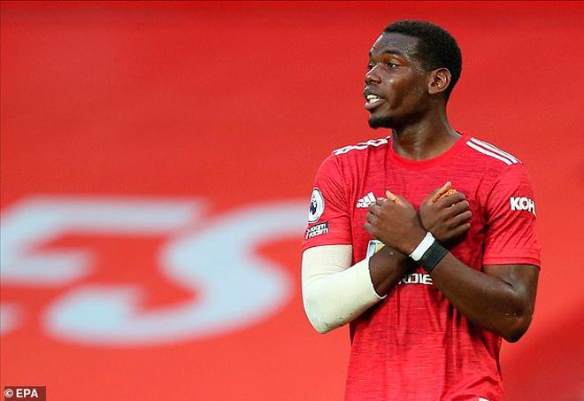 Pogba khiến MU sốc nặng: Tuyên bố muốn đến Real Madrid, chờ ngày ra đi - 1