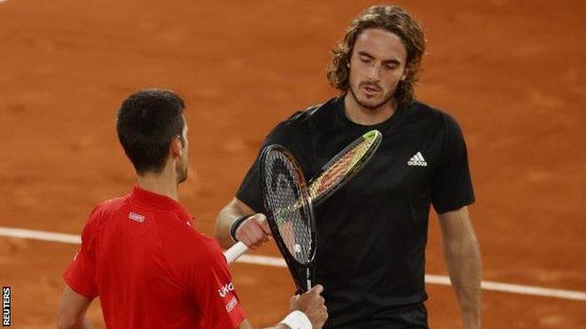 """Djokovic vượt khó vào chung kết Roland Garros, tự tin """"dằn mặt"""" Nadal - 1"""
