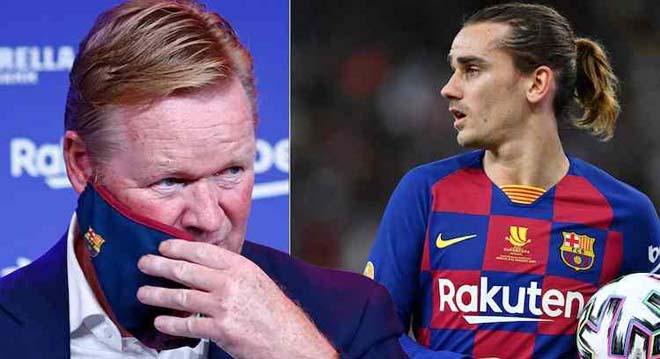 """Griezmann khổ ở Barca: Tưởng Messi ra đi, ai ngờ hóa """"con ghẻ"""" Koeman - 2"""
