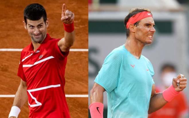 """Nhận định tennis Djokovic - Nadal: Mơ hạ """"nhà vua"""", thiên đường thứ 18 (Chung kết đơn nam Roland Garros) - 1"""