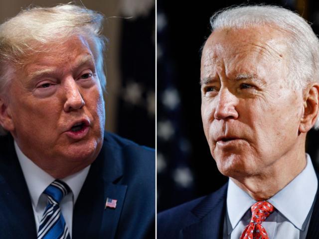 Bầu cử Mỹ: Ứng viên Biden chiếm ưu thế lịch sử trước ông Trump