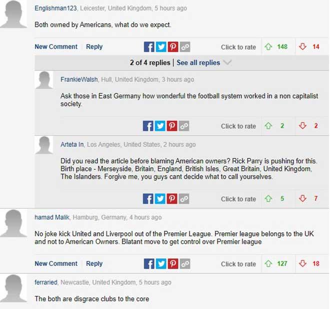 MU & Liverpool bị ăn chửi dữ dội: Thao túng đòi Premier League thiên vị - 4
