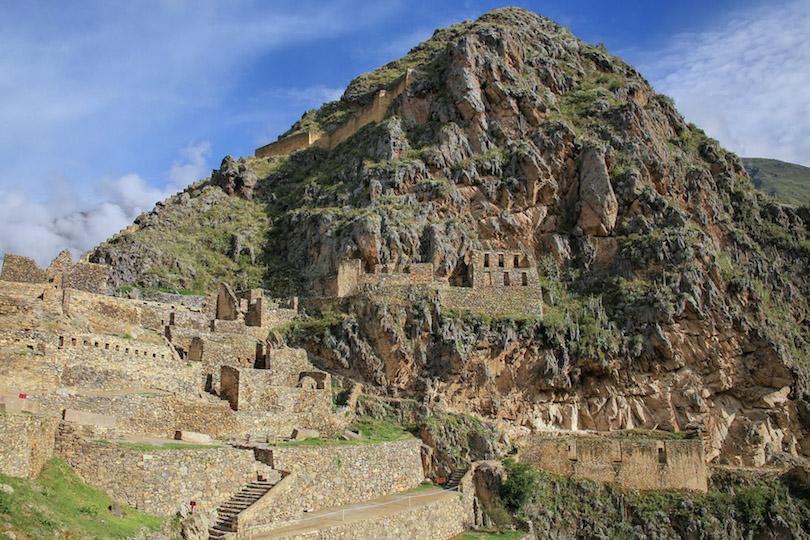 Khám phá bí mật tàn tích cổ của người Inca - 1