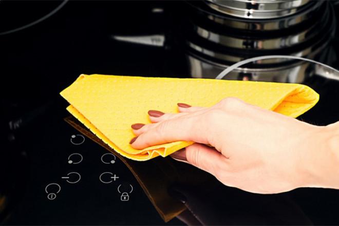 Cách vệ sinh bếp từ để tăng hiệu suất nấu nướng và luôn sạch bóng như mới - 1