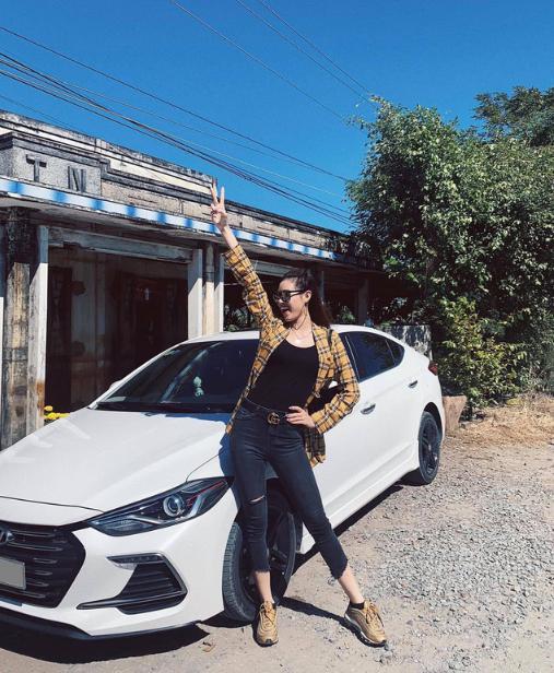 Bóc giá xế hộp bình dân Hoa hậu Hoàn vũ 2019 Khánh Vân mua trả góp - 1