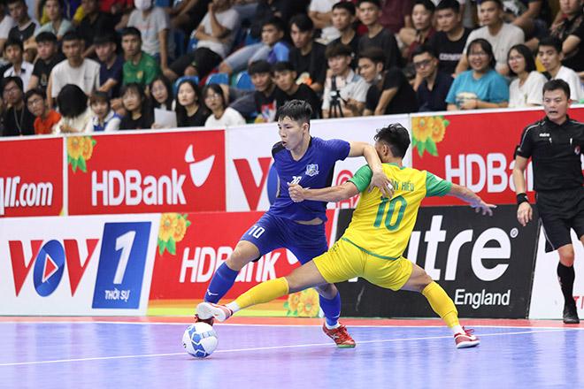 """Lượt 14 giải futsal HDBank VĐQG 2020: Thái Sơn Nam chật vật chia điểm với """"ngựa ô"""" Đà Nẵng - 1"""
