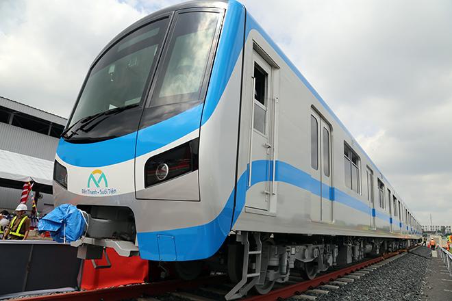 Trải nghiệm bên trong đoàn tàu đầu tiên của metro Bến Thành – Suối Tiên - 1