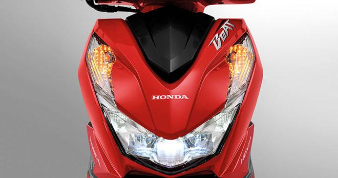 Xe ga Honda BeAT 2021 trình làng: Giá 31 triệu đồng - 1