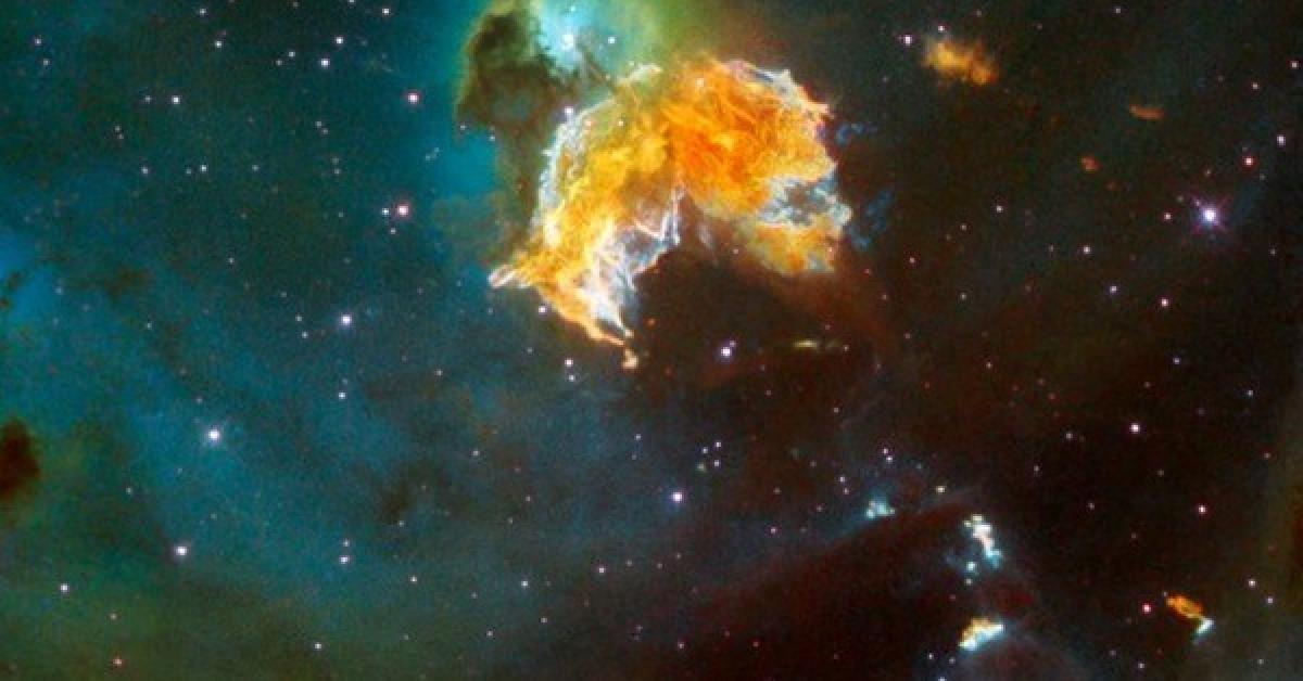 """Vật thể ngoài hành tinh từng """"lột trần"""" Trái Đất, tiêu diệt hàng loạt sinh vật - 1"""