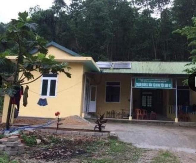 Hình ảnh tan hoang ở trạm 67- nơi Thiếu tướng Nguyễn Văn Man và 12 người mất liên lạc - 1