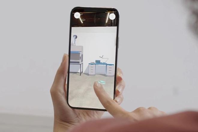 """Khám phá """"con mắt thứ tư"""" độc đáo của loạt iPhone 12 Pro - 1"""