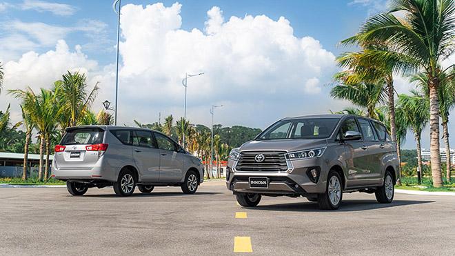 Giá lăn bánh Toyota Innova mới nhất, từ 750 triệu đồng - 1