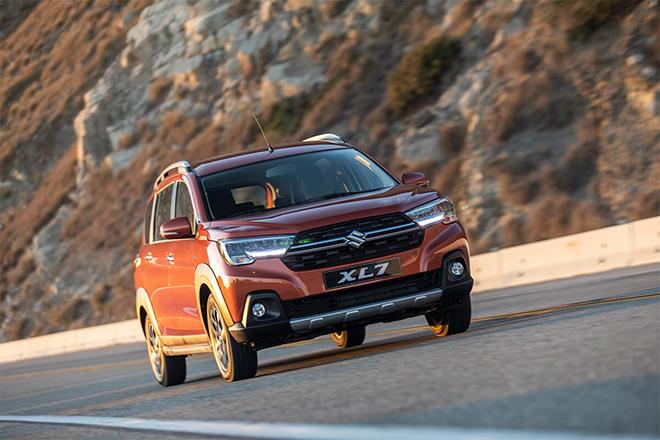 Giá xe Suzuki XL7 lăn bánh mới nhất 10/2020 - 1
