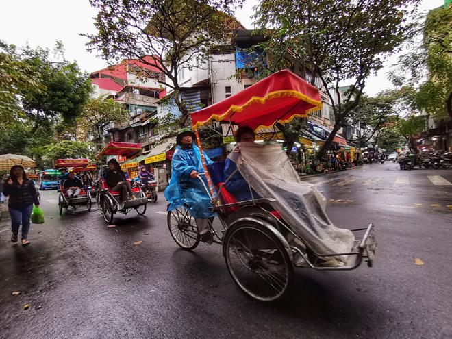 Miền Bắc mưa lạnh, Hà Nội dưới 20 độ C - 1