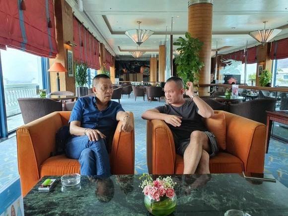 Ảnh hiếm hoi của MC Lại Văn Sâm cùng con trai sau 3 năm nghỉ hưu - 2