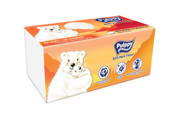 Khăn giấy rút Pulppy – lựa chọn tin cậy cho gia đình bạn - 1