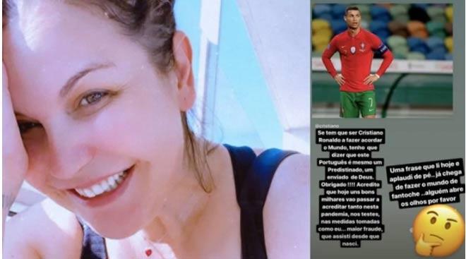 Ronaldo mắc Covid-19 đi chuyên cơ cấp cứu, bị quan chức quê nhà chỉ trích - 3