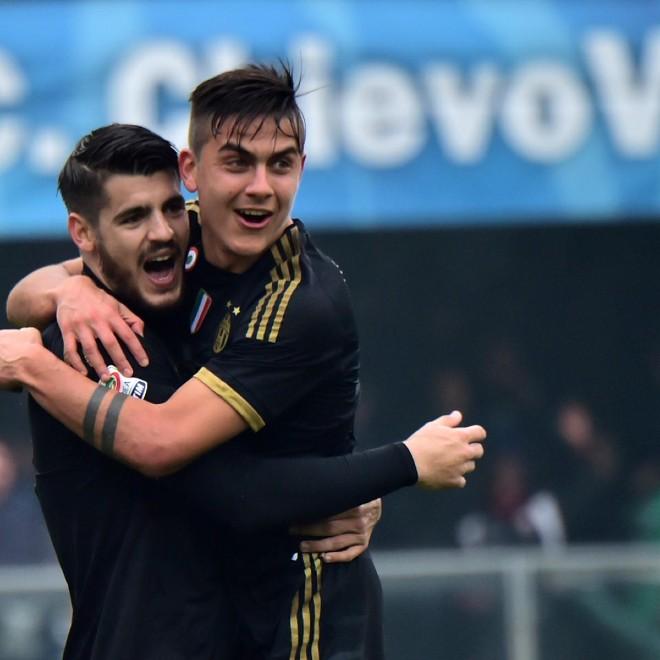 """Ronaldo """"gặp hạn"""", Juventus trông cậy Dybala - Morata: Ngóng video nhanh nhất ở 24h.com.vn - 2"""