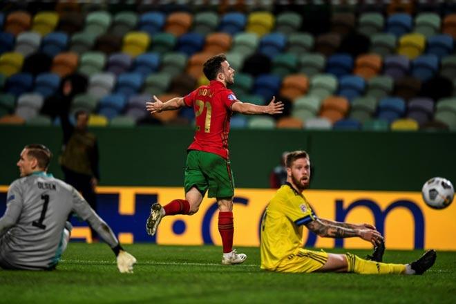 Video highlight trận Bồ Đào Nha - Thụy Điển: Đại tiệc ấn tượng tặng Ronaldo - 1