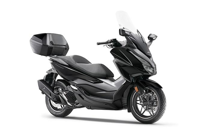 Honda trình làng xe ga Forza 125 2021: Chất hơn SH - 1