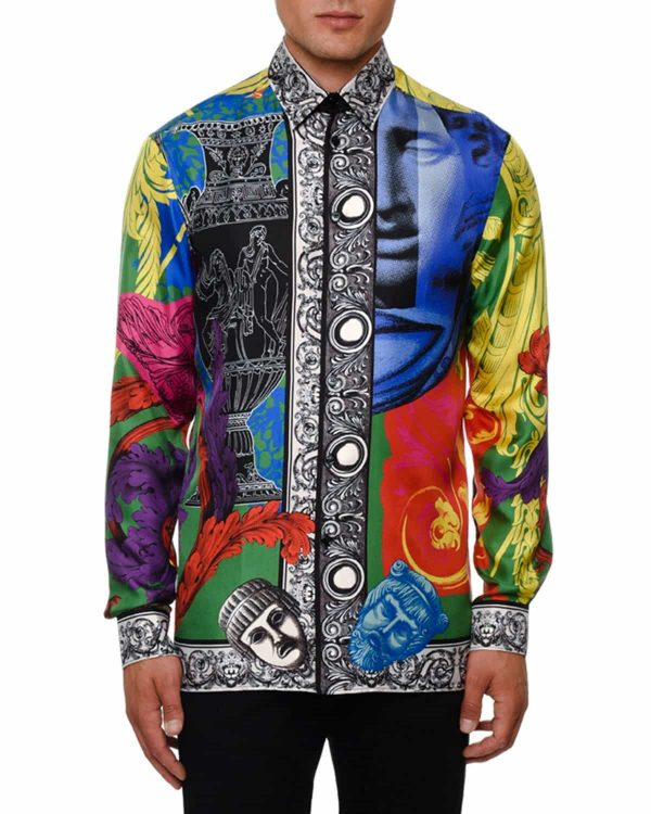 4 phong cách áo lụa cho nam mà bạn không nên bỏ qua - 1