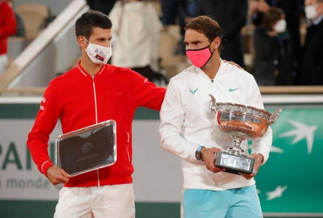 Nadal, Federer đua bá chủ Grand Slam: Đàn anh than trời vì bất công - 1