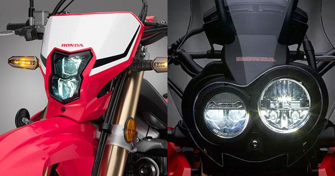 Honda đưa động cơ 2 bugi lên cặp đôi cào cào CRF250 - 1