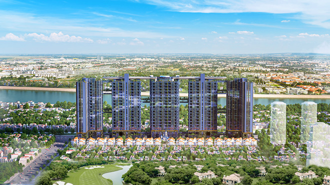 Đường Phạm Văn Đồng chính thức thông xe, BĐS Tây Hồ Tây tăng giá trị không ngừng - 3