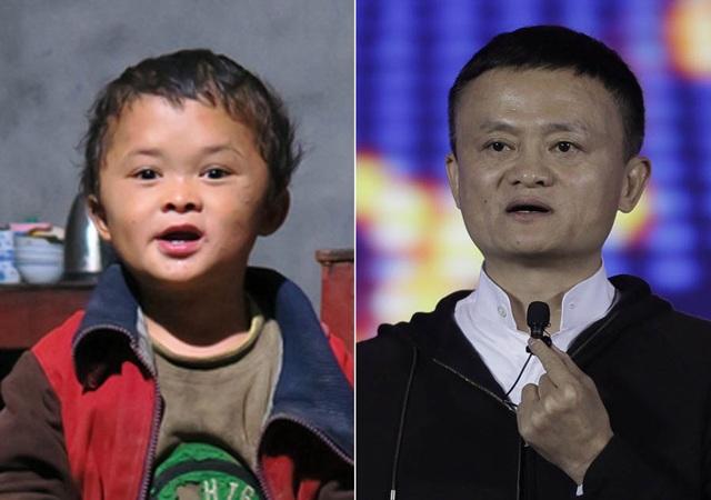 Cậu bé nổi tiếng nhờ giống hệt Jack Ma, cuộc sống khi lớn lên lại méo mó đáng kinh ngạc - 1