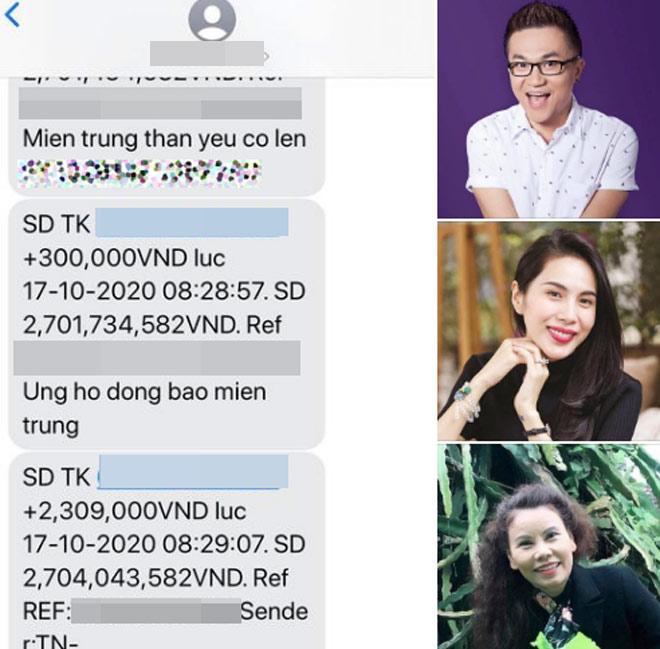 """Trấn Thành kêu gọi được số tiền """"khủng"""" chẳng kém Thủy Tiên để ủng hộ miền Trung - 2"""