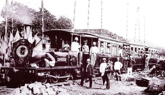 Chuyện chưa kể về tuyến đường sắt đầu tiên của Việt Nam cách đây 140 năm - 1