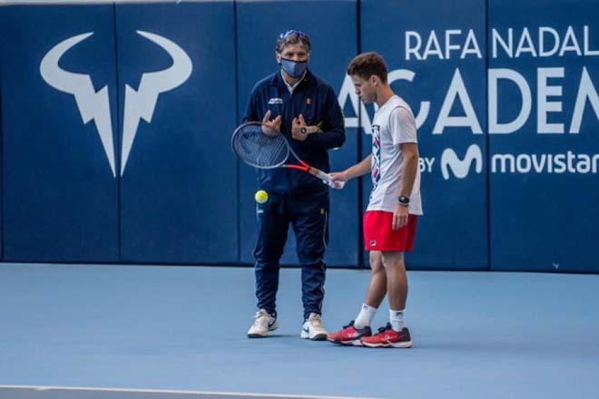 Tin thể thao HOT 17/10: Mục tiêu của Djokovic là vượt qua Federer - 1