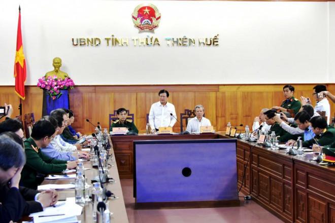 Phó Thủ tướng Trịnh Đình Dũng: 'Chưa bao giờ mất cùng lúc hai tướng...' - 1