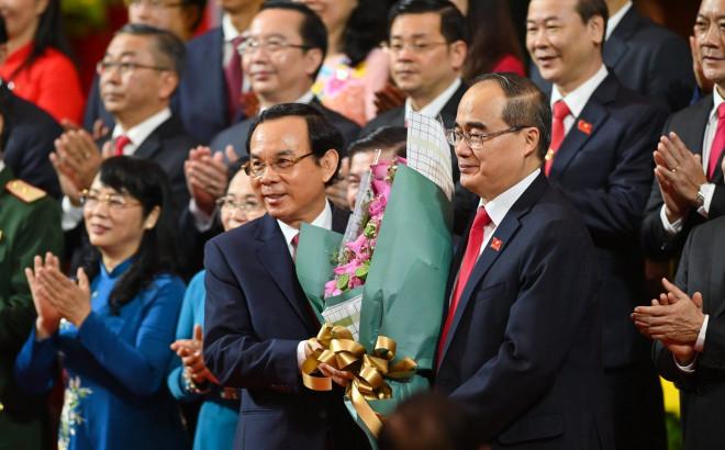 Ông Nguyễn Thiện Nhân trải lòng sau khi rời chức Bí thư TPHCM - 1