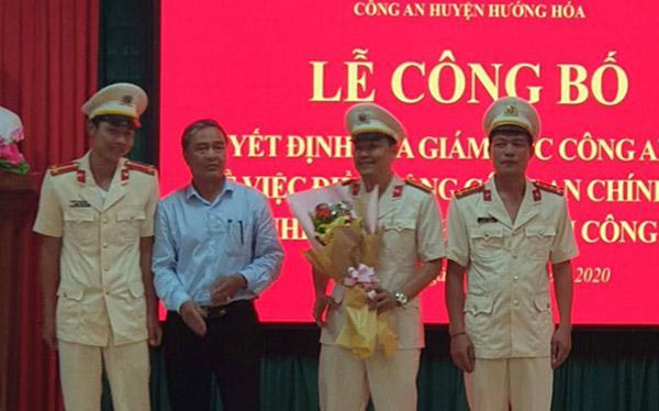 Nhói lòng hình ảnh hạnh phúc bên gia đình của Thượng úy Công an trước khi hy sinh - 1