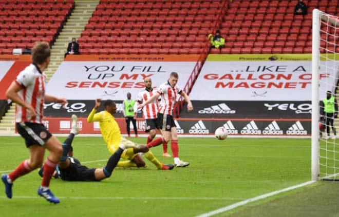 Video highlight trận Sheffield United - Fulham: 2 quả penalty và tội đồ làm rơi 2 điểm - 1