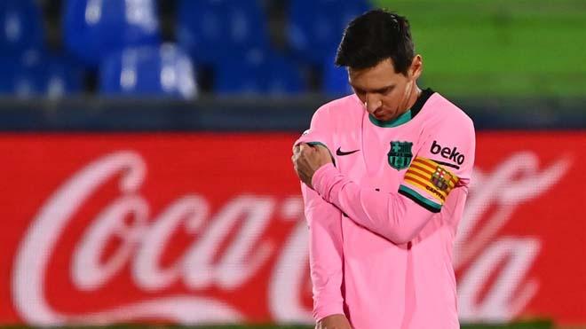 """Man City hỏi mua Messi cực sốc: 15 triệu bảng, Barca cay đắng nhận """"tiền lẻ""""? - 1"""