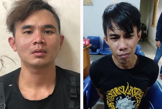 Hình sự truy đuổi kẻ cướp tài sản của du khách ở trung tâm Sài Gòn - 1